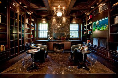 traditional executive office nijjar residence traditional home office vancouver Traditional Executive Office