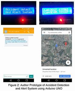 Accident Detection And Alert System Using Arduino