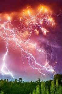 Amazing Nature Lightning