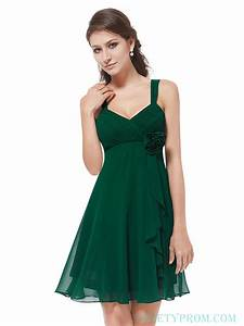 chiffon tank crinkle green bridesmaid dresses short with With short green wedding dresses