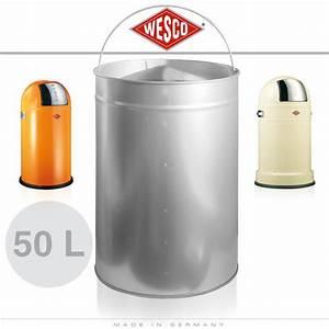 Wesco Abfallsammler Push Two : wesco ersatzteile zubeh r culinaris ~ Bigdaddyawards.com Haus und Dekorationen