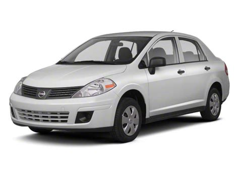 2010 Nissan Versa Values- Nadaguides