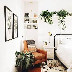 Plants Interior Design Bedroom Cococozy Instagram COCOCOZY