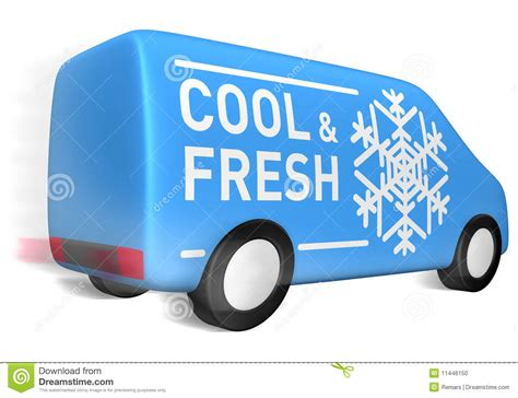 Cool Fresh Photo delivery cool and fresh stock photo image 11446150