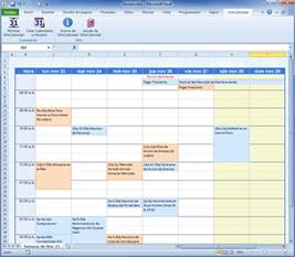 Employee Schedule Excel Spreadsheet Creador De Calendario Para Word Y Excel