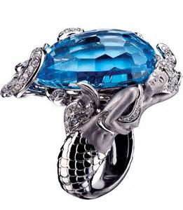 mermaid engagement ring worthy i heard the mermaids ringing mermaid ring by magerit