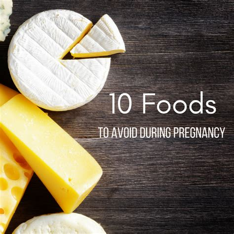 10 Foods To Avoid During Pregnancy Owlet Blog