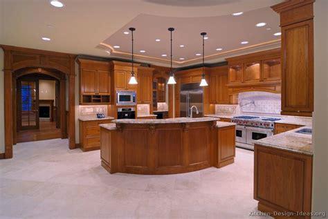 kitchen design ideas gallery luxury kitchen design ideas and pictures