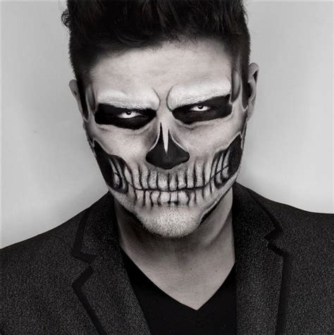 Die besten 17 Ideen zu Mens Halloween Makeup auf Pinterest