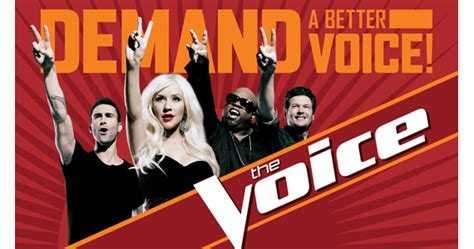 wanna sit on the voice coach chair now you can series tv