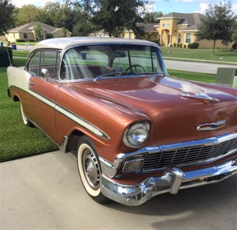 Car Donation Tips by 1956 Chevrolet Bel Air Donated To The American Cancer