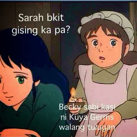 Sarah Memes - sarah ang munting prinsesa takes social media by thunder storm without wang 178