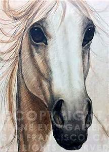 Margaret Keane I love this horse painting. | Margharet ...