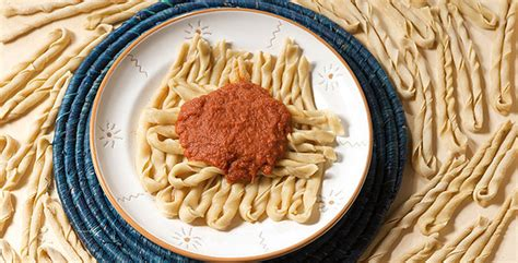 rieti sagne lazio italy traditional food rieti