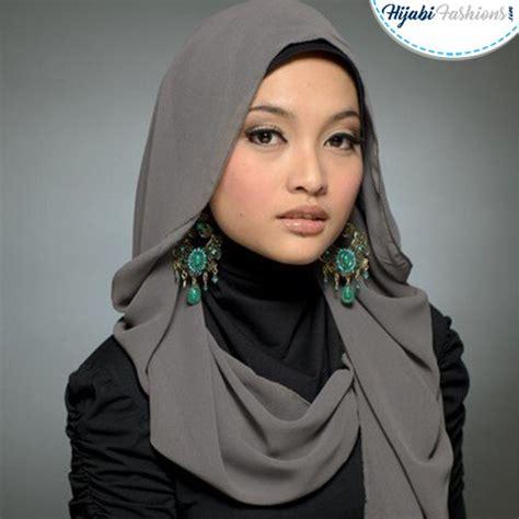 turkish hijab style  earrings hijabi fashions