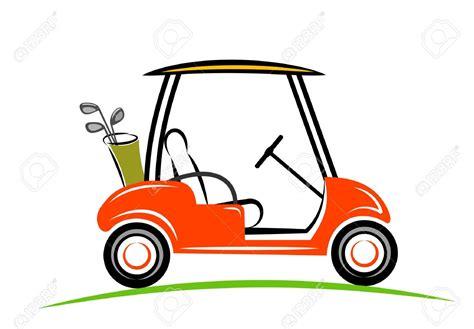 Luxurious And Splendid Golf Cart Cartoon Pictures Car