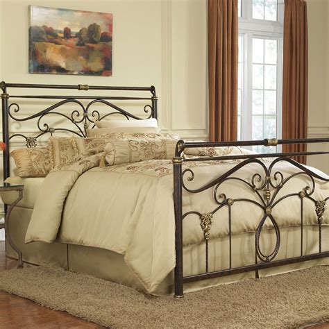fashion bed group lucinda metal bed