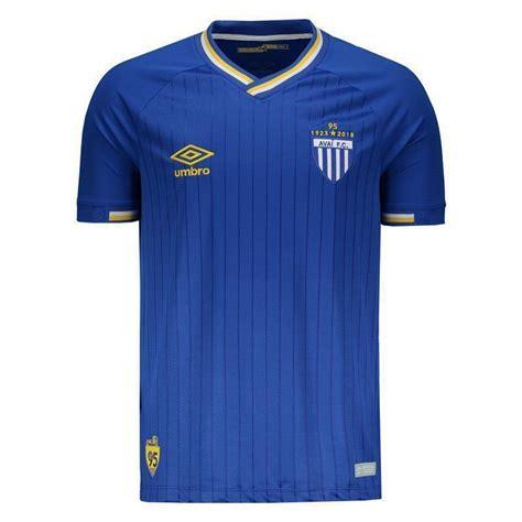 Camisa Umbro Avaí III 2018 - FutFanatics