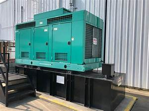 What Is A Commercial Generator Woodstock Power
