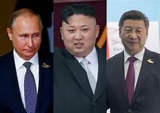 North Korea threat shows Russia's role behind missile program. Moscow and Beijing will gain ground if US military allows itself to be distracted…