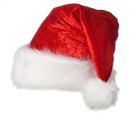 christmas velour santa claus hat xl 721773741463 ebay