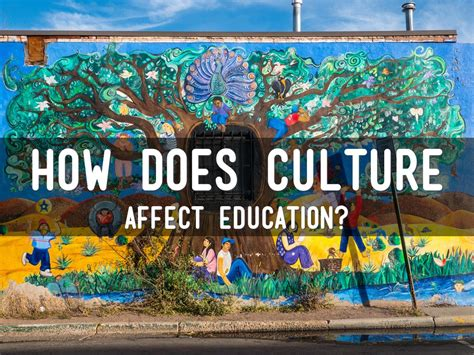 culture affect education  sadie hewitt