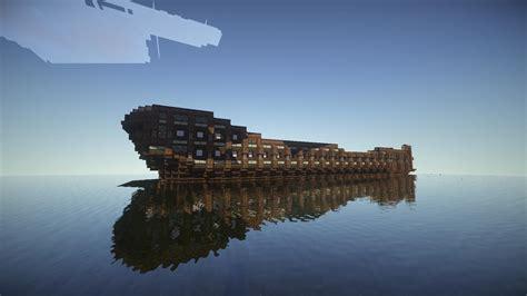 Minecraft U Boat Mod by Archimedes Ships Mod 1 7 10 1 7 2 Minecraft Modinstaller