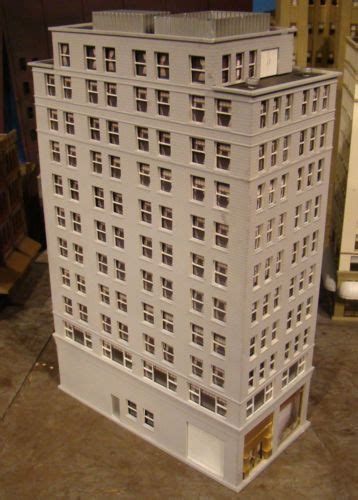 Walthers HO Scale Buildings