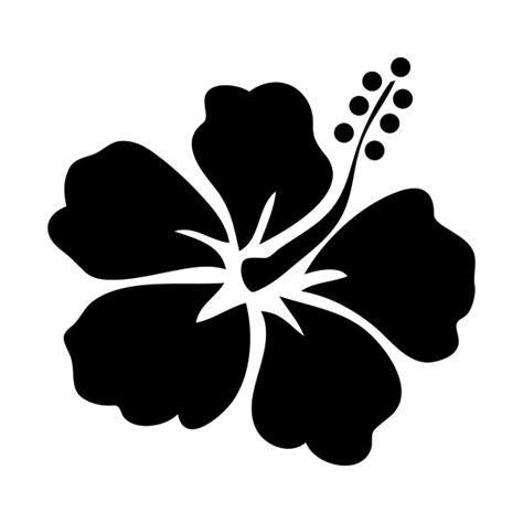 stickers cuisine stickers fleur hawaïenne achetez en ligne