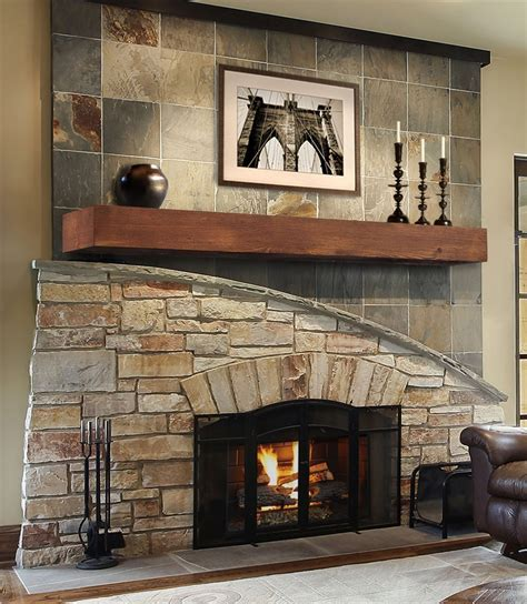 Fireplaceinsert.com, Pearl Mantels Heritage Mantel Shelf