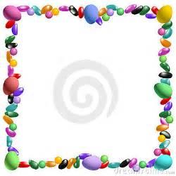 Free Candy Border Clip Art