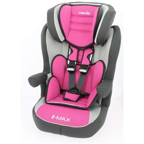 siege auto nania isofix groupe 1 2 3 nania réhausseur groupe 1 2 3 luxe i max sp isofix achat