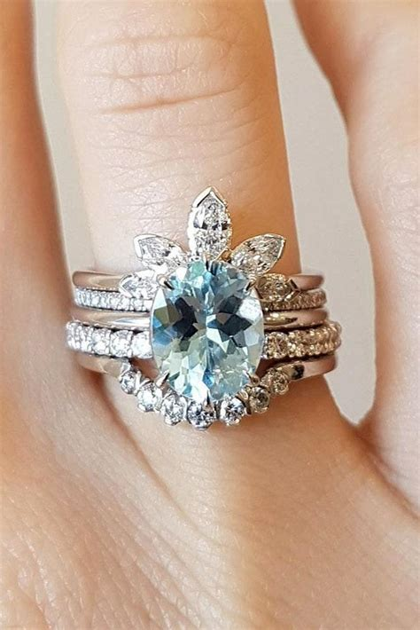 excellent wedding ring sets  beautiful women   perfect proposal