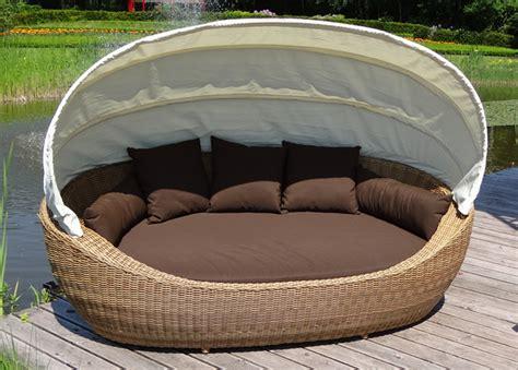 Paradiso Lounge Liege Sonneninsel Liegeinsel Domus
