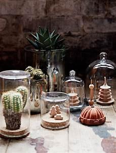 Glasglocke Mit Teller : glasglocke mit teller von madam stoltz car m bel ~ Orissabook.com Haus und Dekorationen