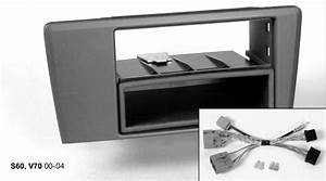 Volvo Xc90 Installation Kit    Wiring  Adapter Kit Aem Installation Kit For Radio With