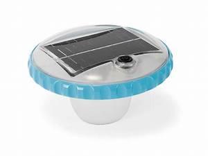Lampe De Piscine : lampe flottante solaire pour piscine et spa intex ~ Premium-room.com Idées de Décoration