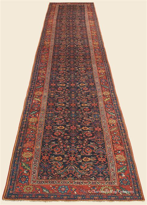 bijar bidjar runner northwest persian antique rug claremont rug company