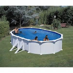 Piscine En Acier : piscine bora bora ovale gre piscine acier piscine shop ~ Melissatoandfro.com Idées de Décoration