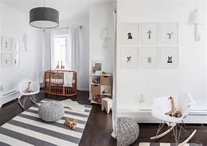 Deco Scandinave Chambre Bebe : une chambre aux teintes neutres pour le b b d 39 elodie joli place ~ Melissatoandfro.com Idées de Décoration