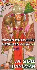 Pawan Putar Shr... Jai Shree Hanuman Quotes