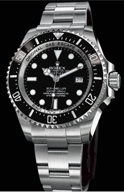 Rolex Sea-Dweller Deepsea 116660 - Pre-Owned Mens Watches