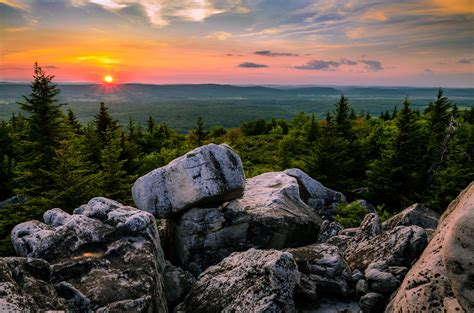 virginia west dolly sods parks wilderness rv visit must map moment getty