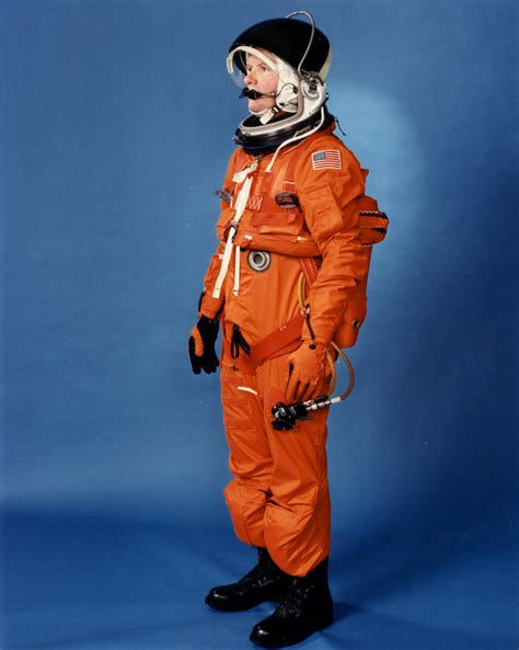 NASA's Spacesuit Evolution   I Need My Space