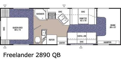 24 excellent coachmen class c motorhome floor plans