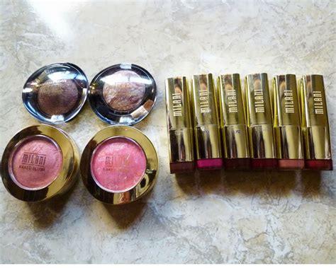 drab fab cherry culture haul part milani cosmetics