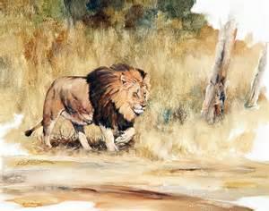 Geoff Hunter Wildlife Art
