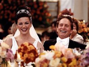 Catherine Zeta Jones Wedding Michael Douglas at the Plaza