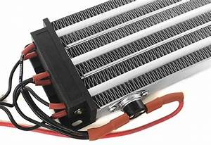 1000w 110v Insulated Ptc Ceramic Air Heater Heating