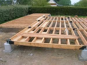 comment construire sur pilotis la reponse est sur With quel bois pour terrasse sur pilotis